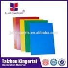 Alucoworld alucobond aluminum composite panel in dubai