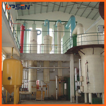 200-500TPD Energy Efficient Soybean Oil Extraction Plant