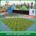 sport outdoor usato mattonella erba per il giardino