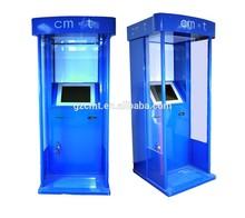 Cash payment self-service kiosk CM-T Budka