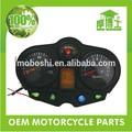 De China de la motocicleta surtidor de las piezas de la motocicleta del mercado de accesorios velocímetro