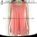 2015 china fabricante de roupas vestuário xl outlet preço túnica de malha bordados roupas de mulher 2015