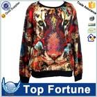 Custom couple lover printed sweatshirt