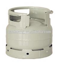 Steel Cooking LPG Gas Cylinder