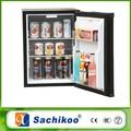 40l hotel aparelho elétrico pequeno frigorífico