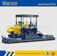 XCMG official manufacturer RP756 asphalt concrete paver for sale