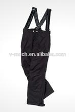 kids Waterproof &Windproof Ski Pants, Elastic Belt Ski Pants