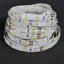 high quality!! Factory direct sale smd 2835 led strip 72W 12V 5m/reel