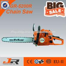 JIARUI high quality gasoline chain saw