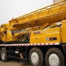 XCMG QY50 truck crane , crane truck