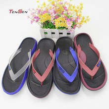 comfortable shoe with Transparent shoelaces for man new design male sports slipper 2015