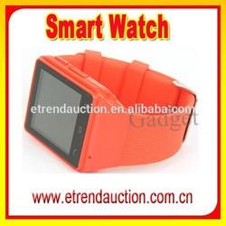 Wholesale MTK 6260 1.54 inch Cheap Bluetooth Smartwatch Phone 2015