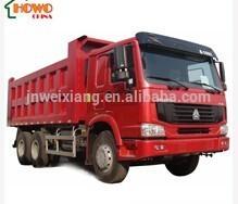 new sinotruck HOWO 6x4 SINOTRUK HOWO Dump Truck 6x4 Cubage 13.3CBM Carriage Internal 4800x2300x1200