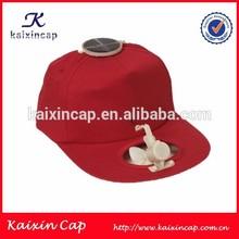 battery powered fan cap hat baseball