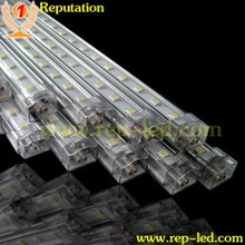 1m led aluminum light bar,aluminum led rigid strip light smd5050