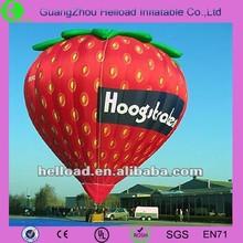 inflatable helium balloon/customized hot air balloon/air walking balloons