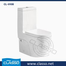 Hot sale washdown toilet new design 4-inch one piece closet CL-010B