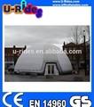 Luxus-Safari hochzeit aufblasbare kuppel zelt zum verkauf