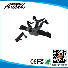 The professional cheap sports camera accessories A model chest with B model head band for SJ4000,SJ5000 Manufacturers