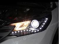 High Quality Top Head Light for HONDA CRV 2012-2014