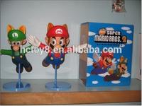 wholesale 18cm Flying Mario horsepower Raleigh Japanese anime action figure supplier