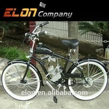Steel frame 2015 new 2 stroke air-cooled gas bike on sale (E-GS101 black4)