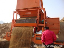 High Quality pilot scale wet magnetic separator