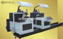 GT-6110 digital display double head cutting saw machine for aluminum/PVC window door curtain wall