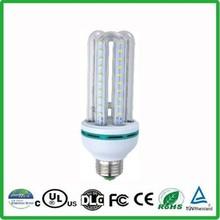 CE ROHS FCC listed 12W e27 led corn lamp / led corn bulb light