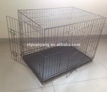 popular foldable metal pet crate