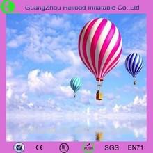 inflatable hot air ballon /high quality hot air balloon/helium hot air balloon