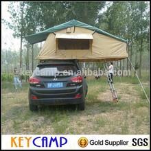 caravane remorque voyage pliable avec couverture de toiture bâches abri du soleil