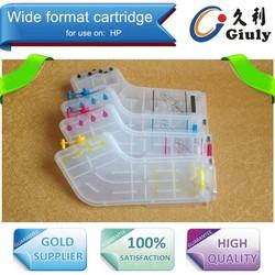 long 88 refillable ink cartridges for HP pro L7600 L7680 L7700 L7780