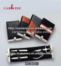 lady mini zipper pouch personal nail care