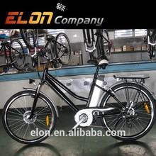 Long Range and Heavy loading Capacity ebike(E-TDF037B black)