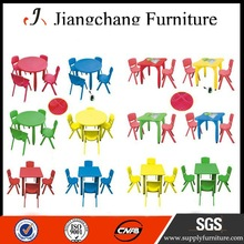 Child Study Table And Chair Furniture Wholesale JC -ZYS24