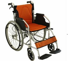 manual or electiral Aluminium Wheelchair for old people or handicapped