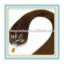 micro ring loop hair extension Russian hair flip in hair extension