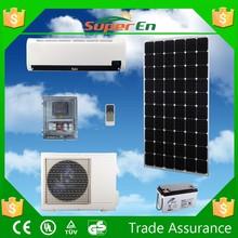 mini split inverter air conditioner, cooling&heating 48V 12000BTU 100% DC ac units for apartments