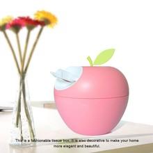 New Style Fashionable Fruit Shaped Plastic Tissue/Paper/Napkin Box/Holder