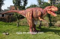 Popular item dinosaur cosplay mascot costume in circus