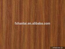 hot sales wood grain color pvc lamination film for kitchen cabinet door
