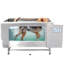 Dog Bathtub Stainless Steel bathtub with treadmill under the water Dog spa bathtub SBA19