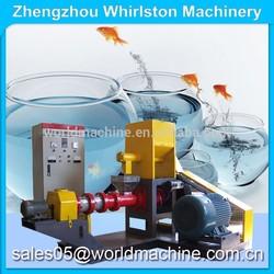 60-2000kg/h fish/pet food extruder machine for sale