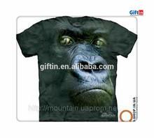 cheap plain white t-shirts animal men 3d ed tshirt wholesale
