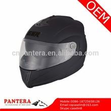 PT839 For Motorcycle High Dentisy EPS Flip Up Helmets With Inner Visor