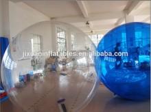 Amazing sports PVC/TPU inflatable honeycomb tumbler ball