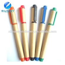 top sale promotional paper barrel pen ,recycled paper pen
