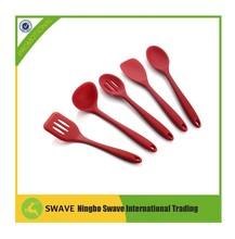 Silicone kitchen tool