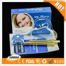 2014 highest Popular teeth whitening pen kit ,teeth whitening pen package
